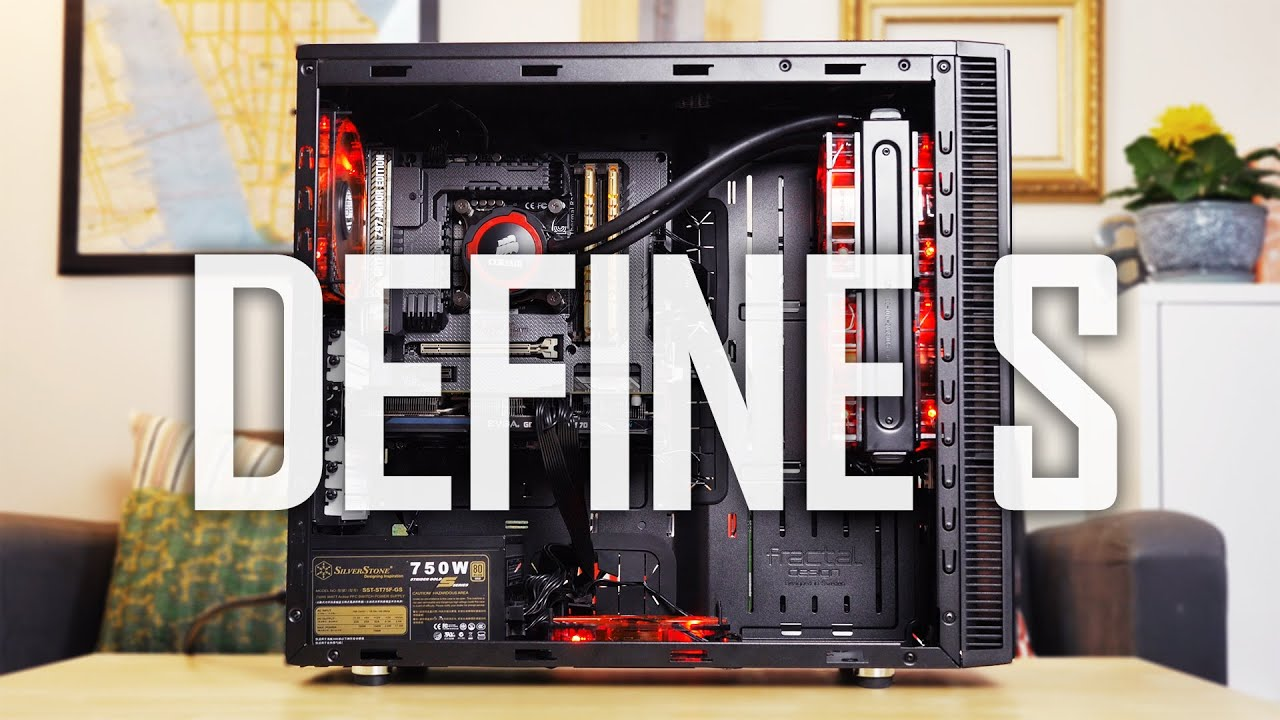 Fractal Design Define S Review Open Style Watercooling Heaven Youtube,Interior Design Rendering