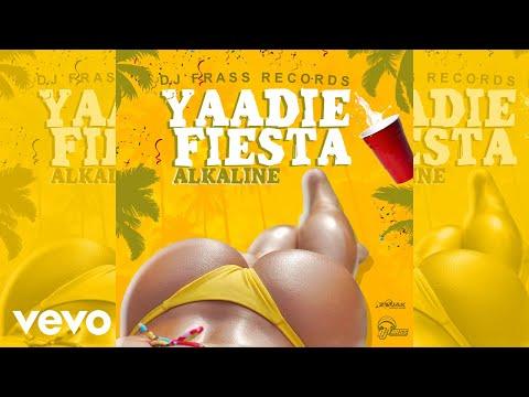 Alkaline - Yardie Fiesta (Official Audio)