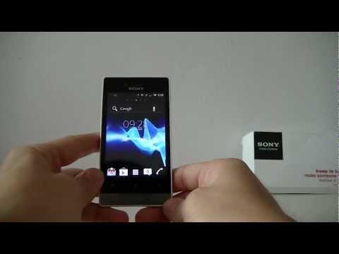 Test du Sony Xperia Miro | par Top-For-Phone.fr