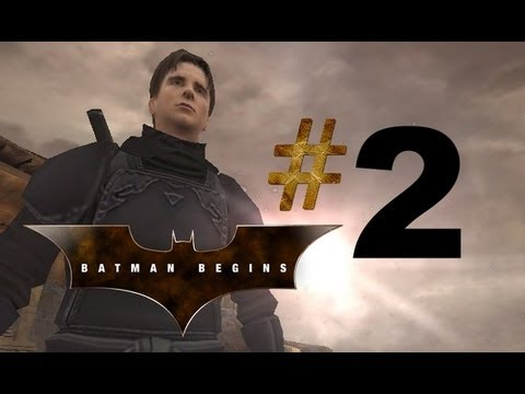 Batman Begins Walkthrough Part 2: The Himalayas, League Of Shadows