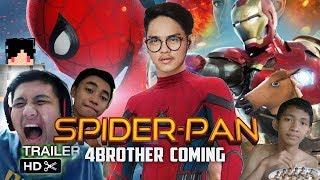 Spider-Pan BrotherComing [Parody Spider-man Homecoming Indonesia]