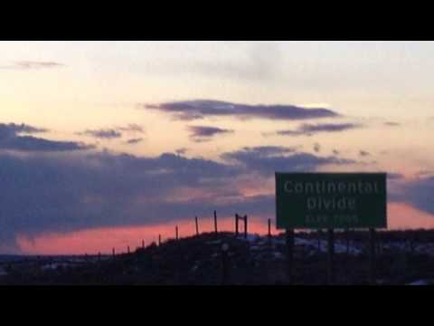 Shannon Curtis - Continental Divide - lyric video