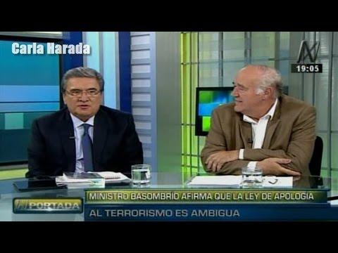 N Portada 03/05 Víctor Andrés García y Rolando Sousa: Basombrío, Alcorta, García Sayán, CIDH