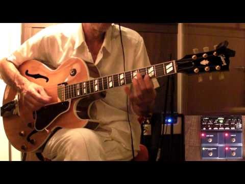 """The Last Gibson L4-CES Custom Shop by James Hutchins """"Huch"""""""