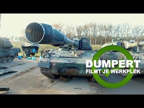 Dumpert Filmt Je Werkplek S02E02: Landmacht!