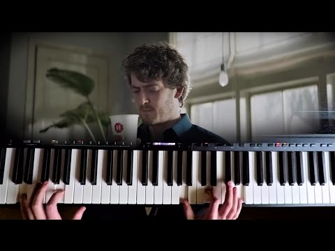 Douwe Egberts Commercial 2016 (Piano Cover) - Joop Stokkermans | Tutorial