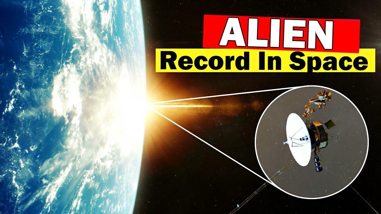 NASA ने ALIENS के लिए अंतरिक्ष में ये  RECORDS छोरा  हैं | 40 Years Ago NASA Sent Message To Aliens