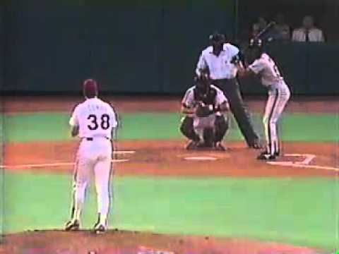 April 1991 - Giants vs Phillies   @mrodsports