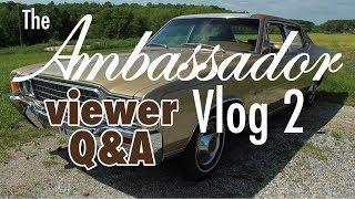 AMC Ambassador Vlog 2: Viewer Q & A! | AutoMoments