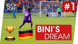 From Ethiopia to the Bundesliga - The next African football star? | Beneyam's Dream | Part 1