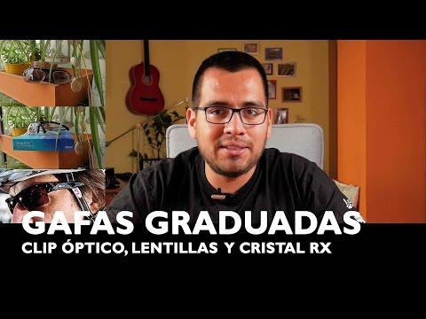 31d6fd4321 Gafas graduadas para ciclismo tipos - Comparativa - YouTube