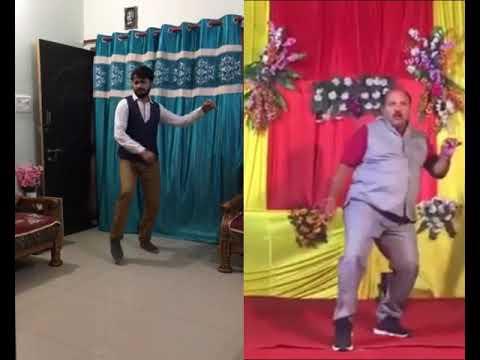 Mein se Meena se na saqi se | Aap ke aa jane se | Dabbu uncle | Viral Dabbu uncle Dance