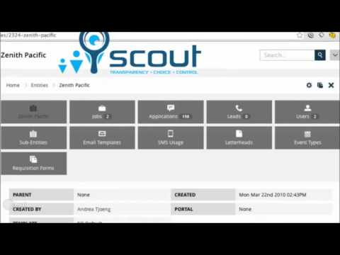 Scout Training