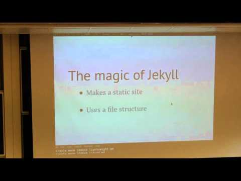 Jekyll - Blogging like a programmer