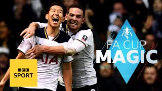 These modern FA Cup matches were INCREDIBLE | FA Cup Magic