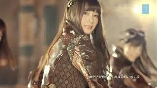 SNH48 官方MV呜吒 舞蹈版   UZA dancing version
