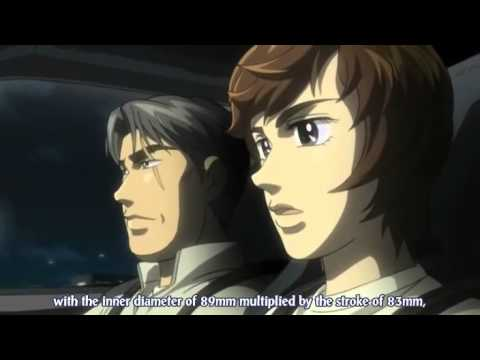 Wangan Midnight Episode 25