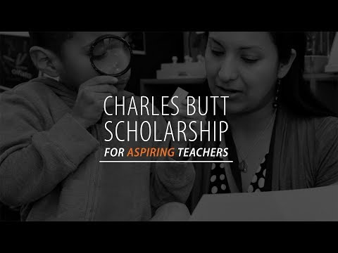 Charles Butt Scholarship for Aspiring Teachers