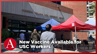 New Vaccine Available for USC Workers