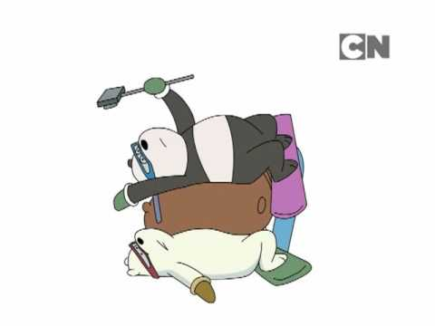 Cartoon Network RSEE - Winter bumpers (Part 3, 2016)