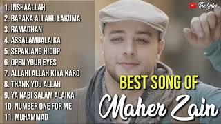 Maher Zein Full Album 2020 - Kumpulan Lagu Spesial Ramadhan