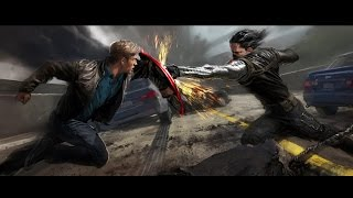 Repeat youtube video Warriors - Imagine Dragons [Winter Soldier Music Video] (Fan Made)