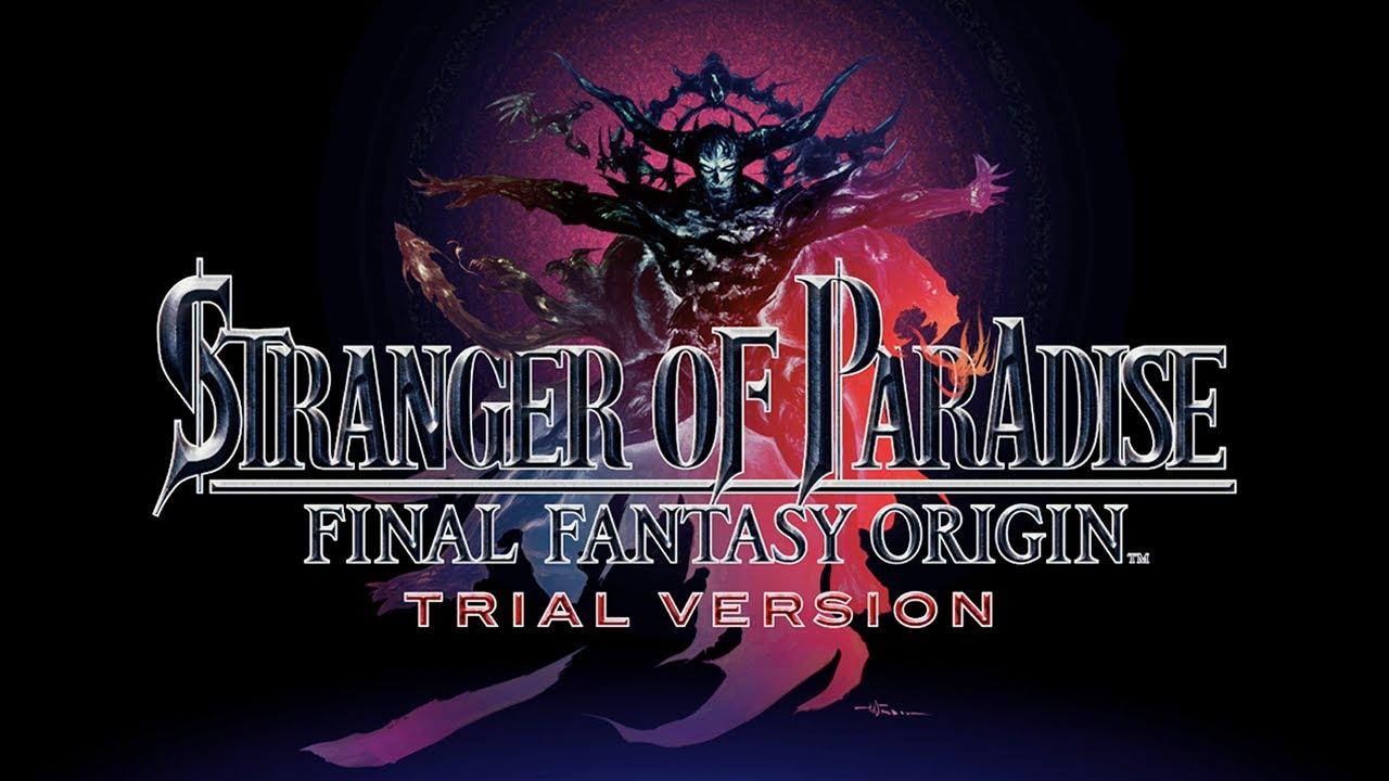STRANGER OF PARADISE FINAL FANTASY ORIGIN カオスとなる者 ボスノーダメージ 難易度HARD Boss No Damage Trial Version 4K