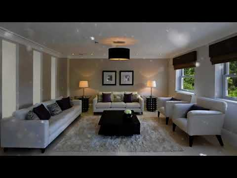 Modern Living Room Furniture - Home Art Design Decorations
