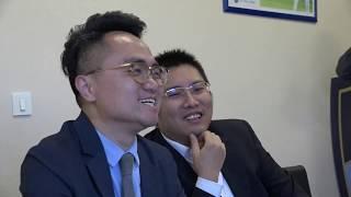 Le HAC sollicité par la ville Chinoise et de Wuxi et son club de foot / Monsieur Ling