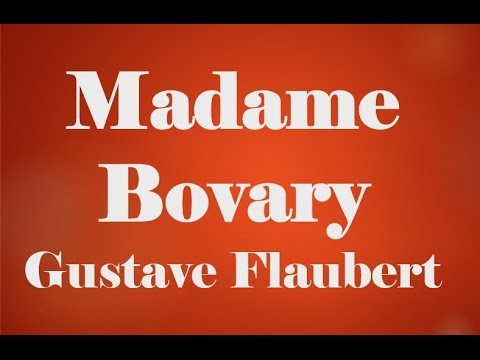 Madame Bovary by Gustave Flaubert (Book Reading, US English Female Voice)