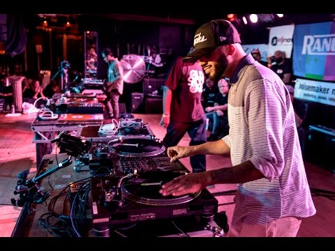 DJ Manwell || 2015 DMC U.S. DJ Finals [2nd Place]