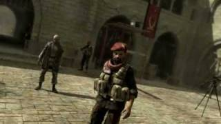 Call of Duty 4: Modern Warfare - PC GAMEPLAY - Mission 2: The Coup