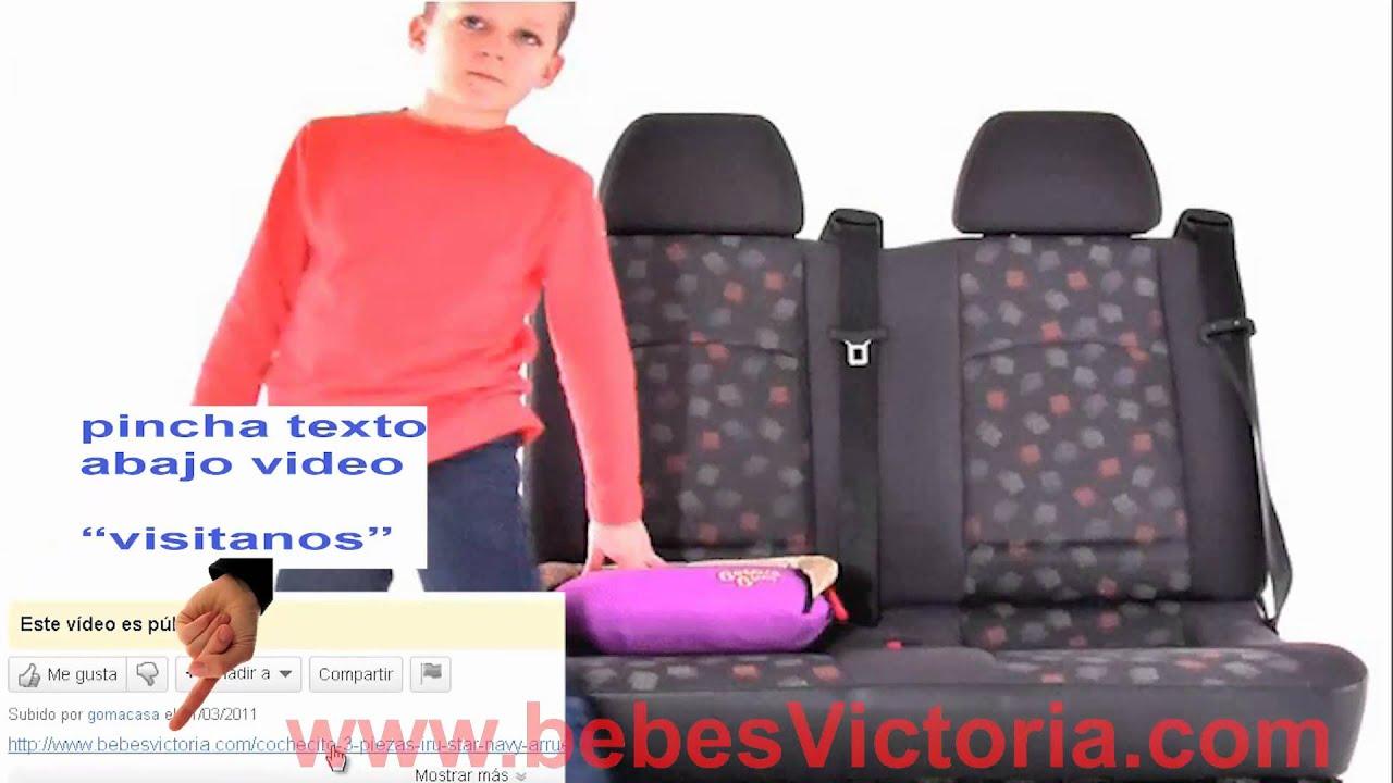 Elevador coche ni os youtube for Elevador coche ninos