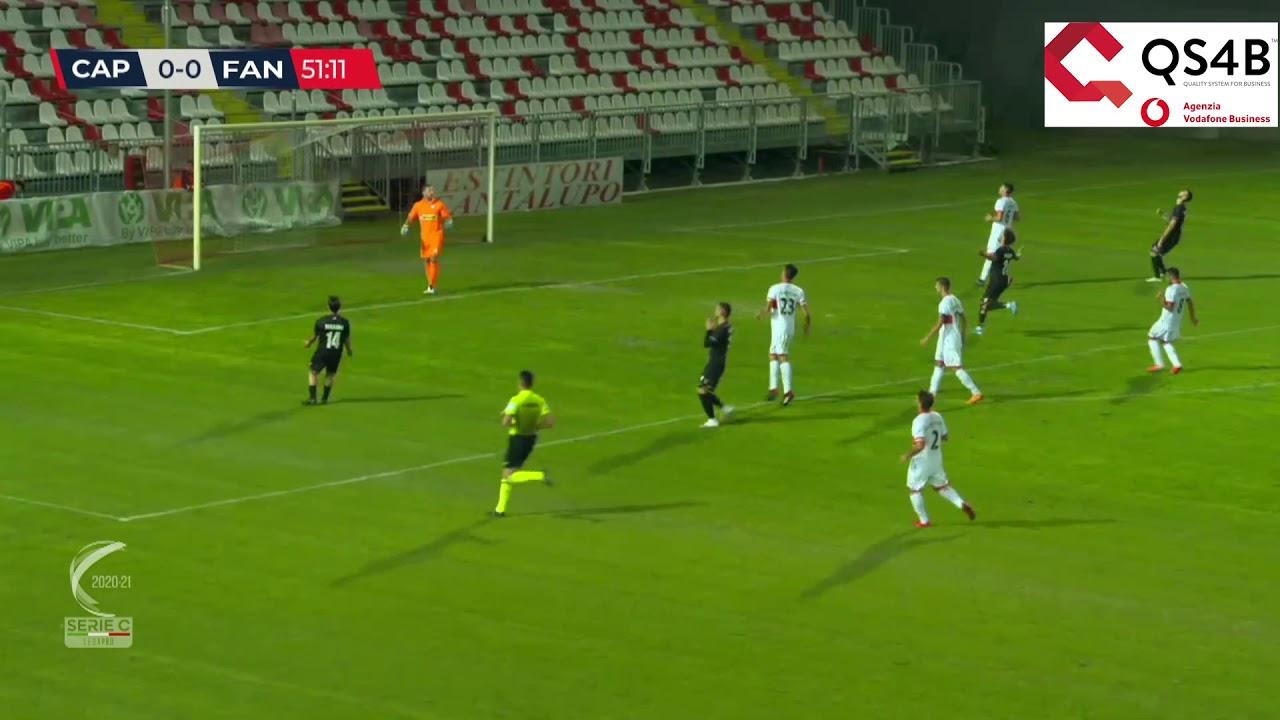 Carpi-Fano 0-0, gli highlights