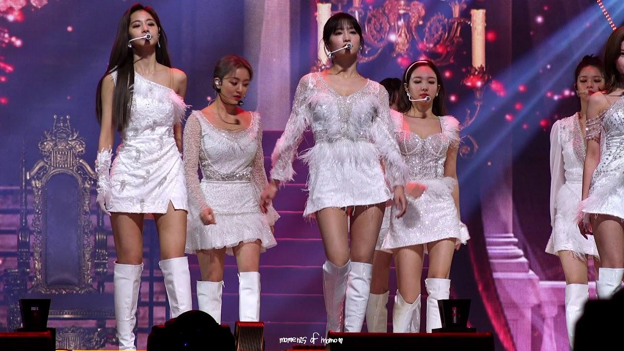 200130 서울가요대상 Feel Special 모모 직캠