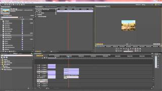 Premiere Pro - Giving text a reflection, shadow and surface animation - Part 1