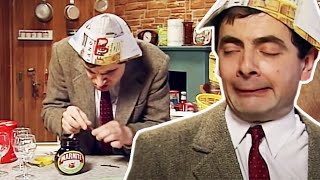 Beans PARTY 🎉  Mr Bean Full Episodes  Mr Bean Official