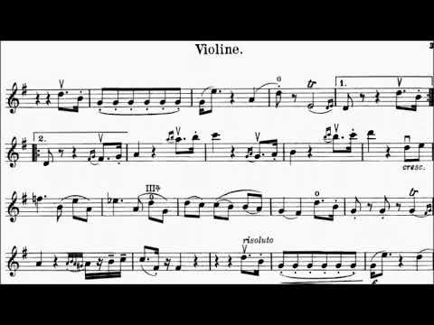 HKSMF 70th Violin 2018 Class 213 Grade 4 Kreisler Tempo di Minuetto Sheet Music 校際音樂節