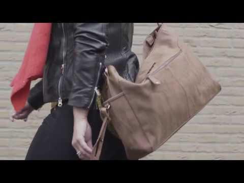 Copenhagen Perfo Diaper bag