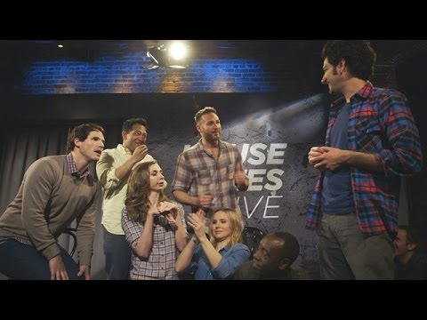House of Lies Live: Pregnant Man