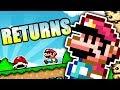 VUELVE LA NOSTALGIA en Super Mario World