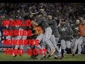 The Last Out of Every MLB World Series 1980-2017