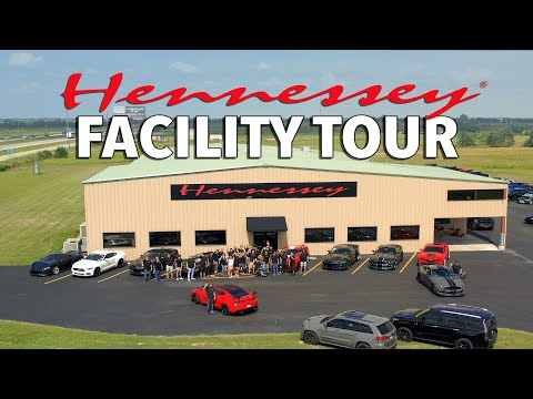 Welcome To Hennessey Performance: Facility Tour