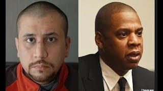 "George Zimmerman Tells Jay-Z To Quit Trayvon Martin Doc, ""I'll Feed You To Alligators Like Trayvon"""