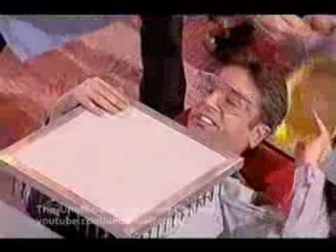 Brian on a bed of nails  S5E2  The Brian Conley