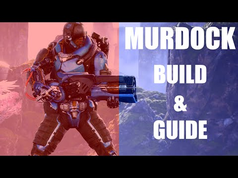 Paragon Murdock Build & Guide - THE ULTIMATE CARRY!