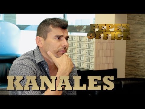 LA HISTORIA DETRÁS DE KANALES - Pepe's Office