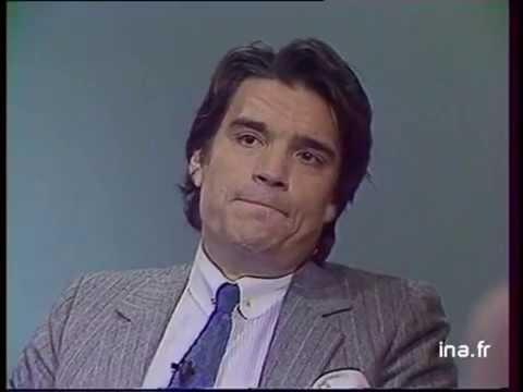 Interview Bernard Tapie 1983  - Archive vidéo INA