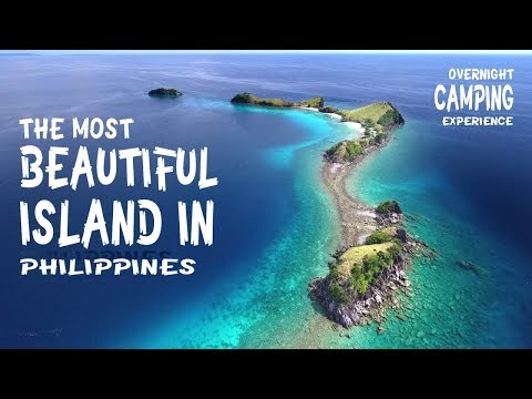 THE MOST BEAUTIFUL ISLAND IN THE WORLD // Sambawan Philippin