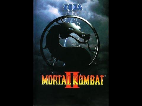 Serge Chaos - Prologue (Mortal Kombat 2 cover), Genesis/Sega Megadrive cover